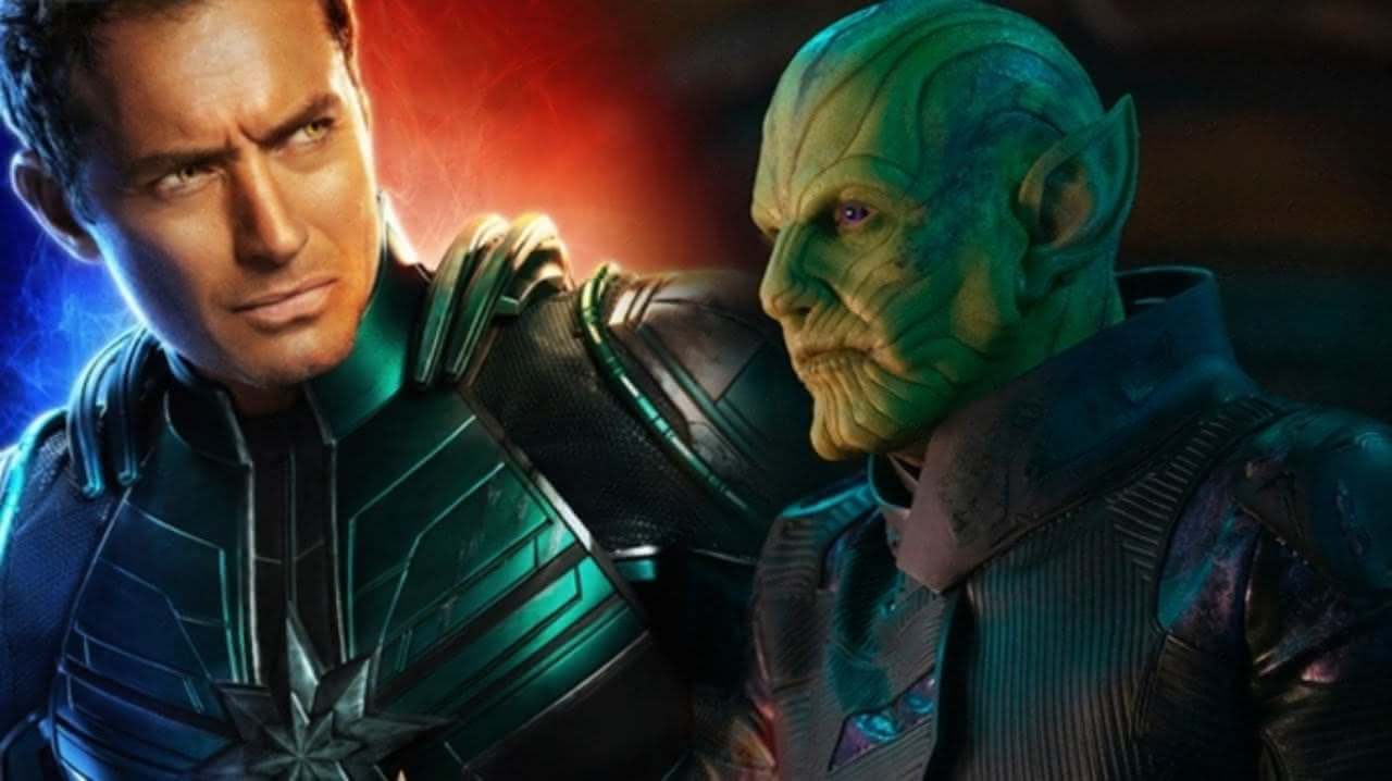 best service 72378 da1bc Marvel s Kevin Feige Teases the Future of the Kree-Skrull War