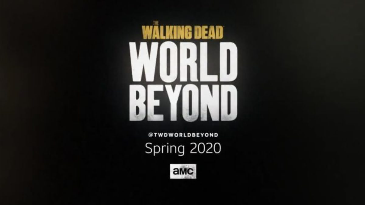 The Walking Dead: World Beyond ganha cartazes individuais