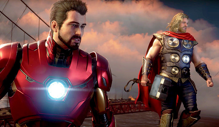 Marvel's Avengers | Game producer says he already expected fan complaints