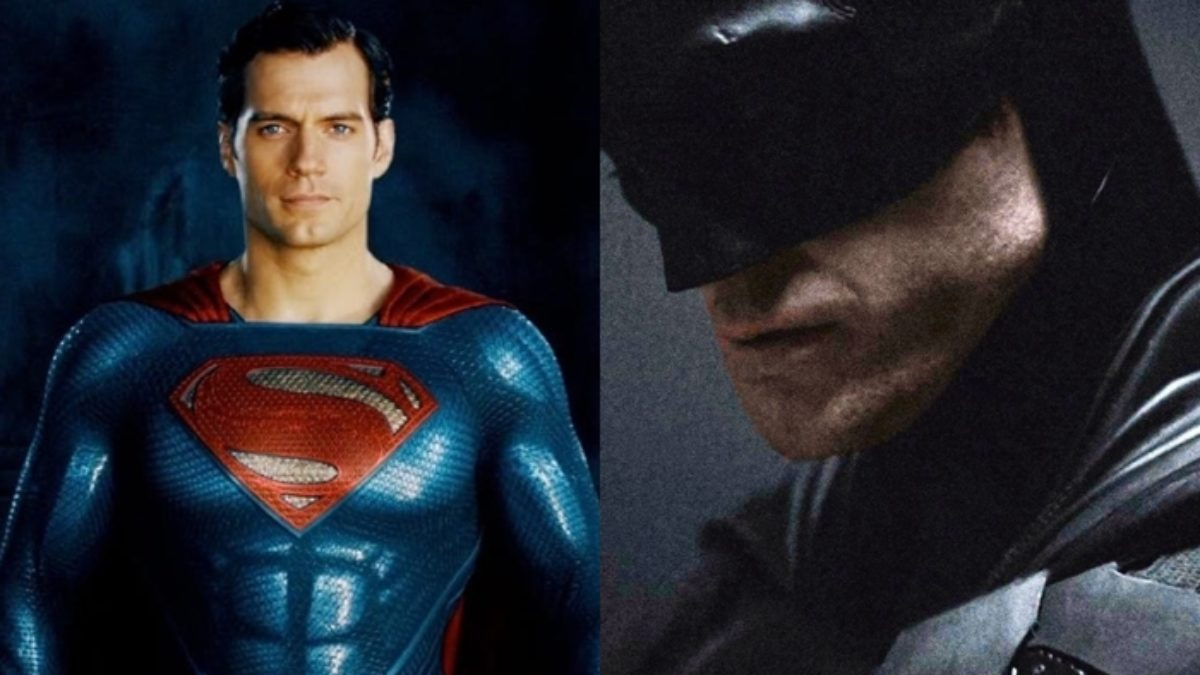 Henry Cavill appears as Superman in the