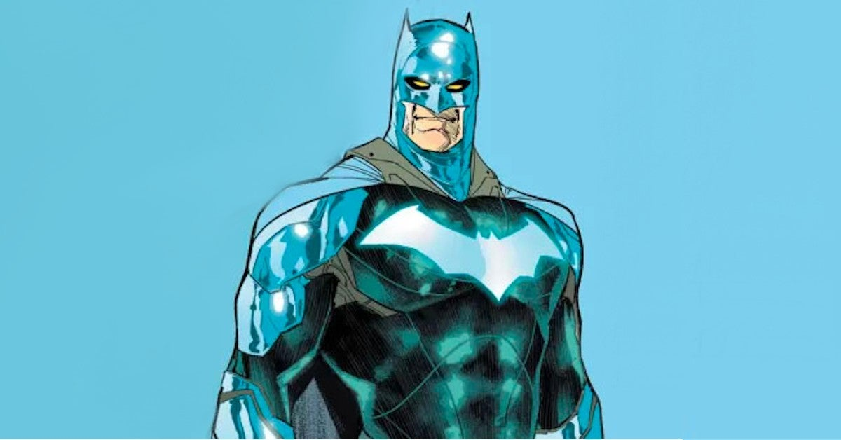 DC revela novo traje do Batman