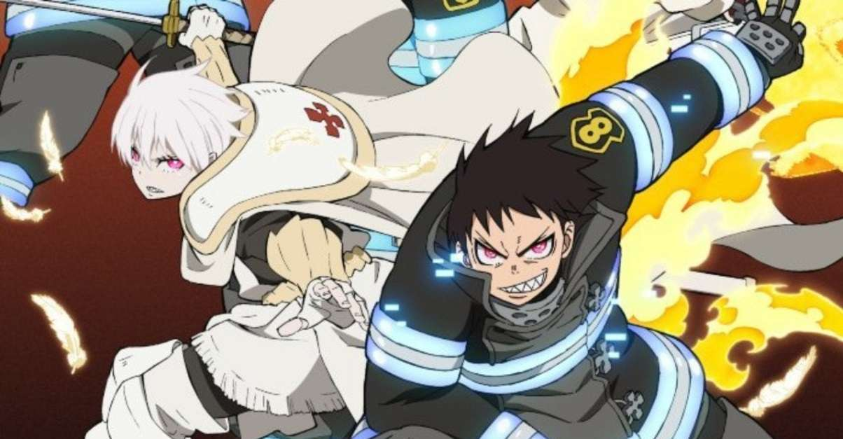 Fire Force/Funimation