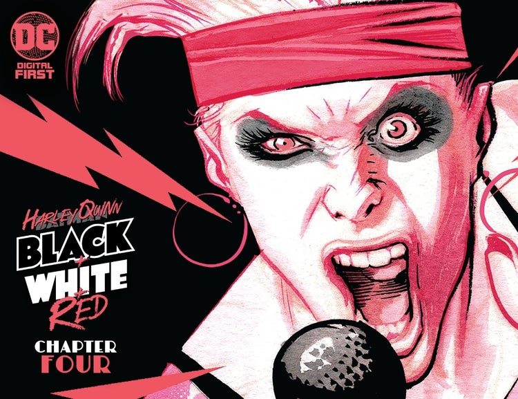 DC divulga preview do novo capítulo de 'Harley Quinn: Black + ...