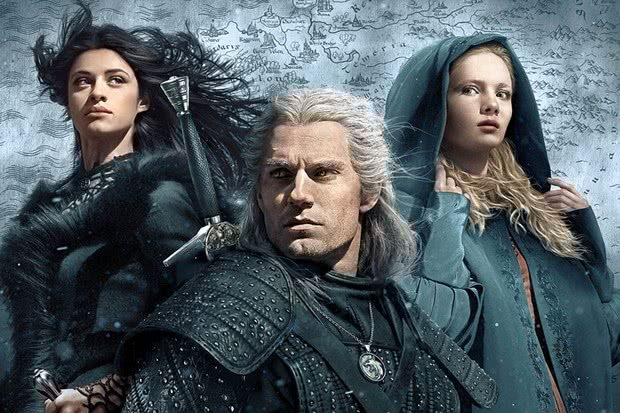 Netflix escala novo ator para interpretar Eskel em 'The Witcher'