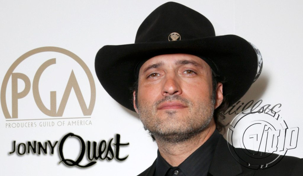 FILE - This Jan. 26, 2013 file photo originally released by The Producers Guild shows Robert Rodriguez during the cocktail reception at the 24th Annual Producers Guild (PGA) Awards in Beverly Hills, Calif. Univision announced Tuesday, May 14, 2013, it has made a strategic investment in El Rey Network created by Rodriguez. The network will launch in December 2013 and have nation-wide distribution with initial carriage via Comcast.   (AP Photo/The Producers Guild, Todd Williamson, file)