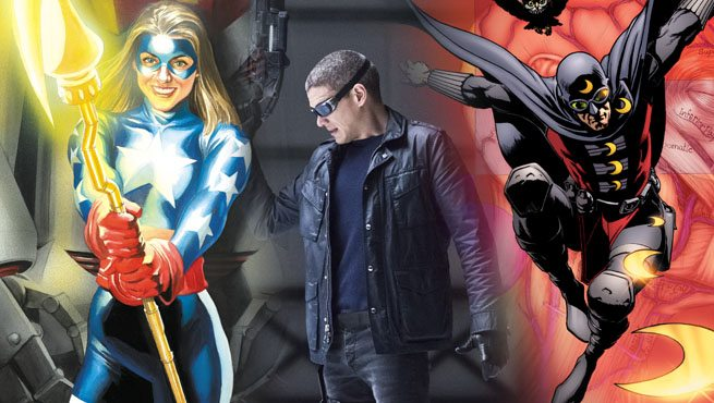 """DC's Legends of Tomorrow -- """"Last Refuge""""-- Image LGN112b_0259b.jpg -- Pictured: Wentworth Miller as Leonard Snart/Captain Cold -- Photo: Dean Buscher/The CW -- © 2016 The CW Network, LLC. All Rights Reserved."""