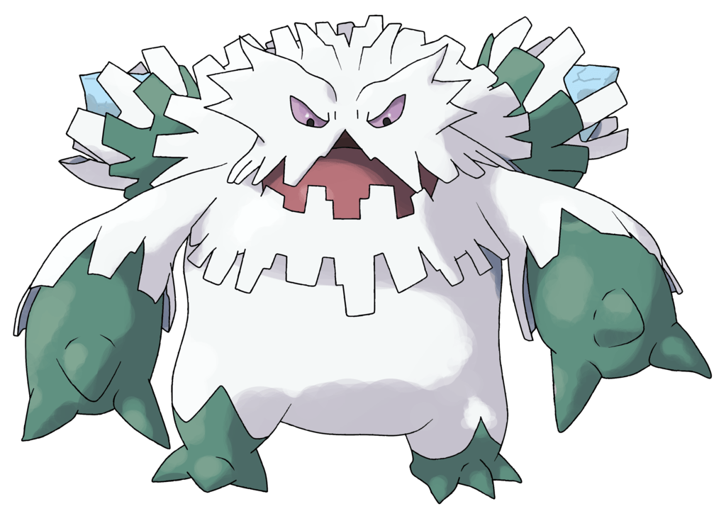 how to catch abomasnow in pokemon x and y