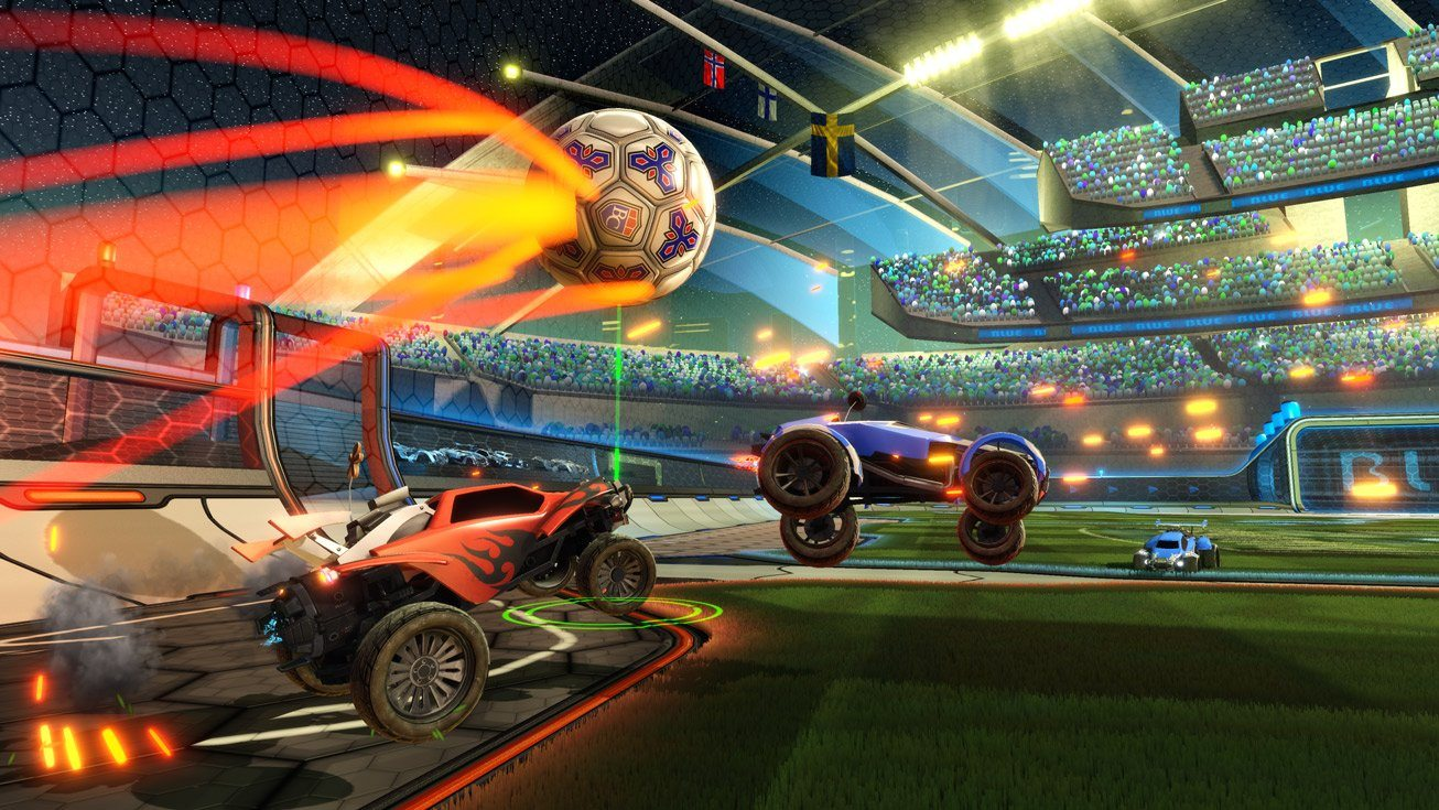 Data de lançamento do modo basquete de Rocket League é ...