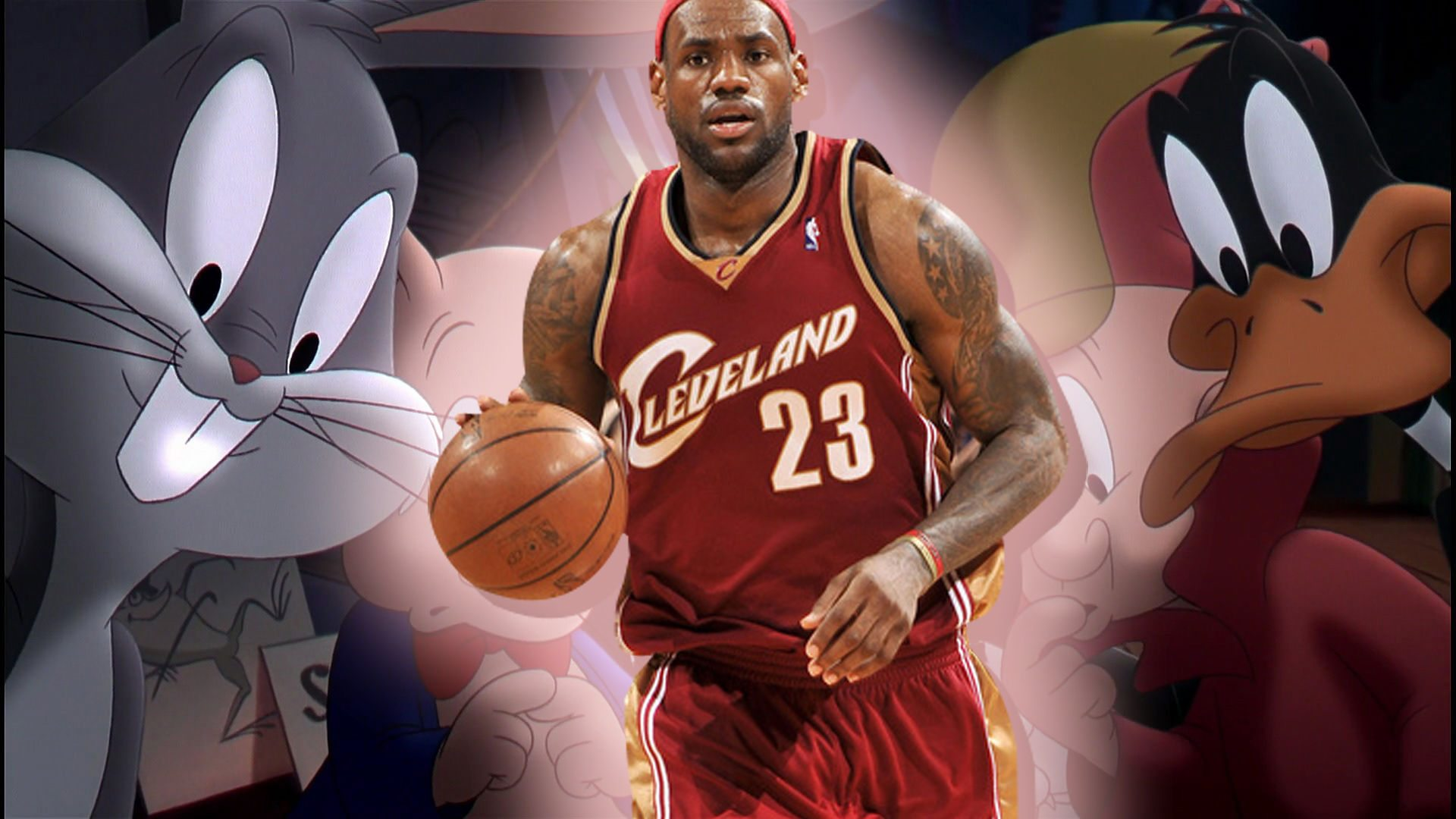 Space Jam Music from and Inspired by the Motion Picture is the original soundtrack album of the 1996 film starring Michael Jordan and the Looney Tunes cast